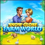 Snow Globe - Farm World Deluxe