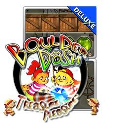 Boulder Dash(R) - Treasure Pleasure(TM)