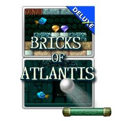 Spel: Bricks of Atlantis Deluxe